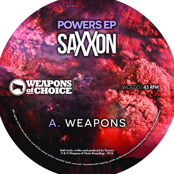 Powers EP - Weapons Of Choice 01